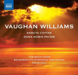 Vaughan Williams Sancta Civitas Dona nobis pacem